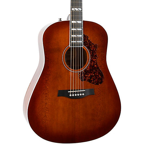 Godin Metropolis LTD Havana Burst HG EQ Acoustic-Electric Guitar thumbnail