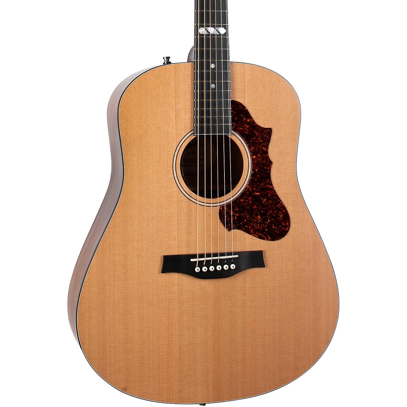 Godin Metropolis LTD Natural Cedar HG EQ Acoustic-Electric Guitar thumbnail
