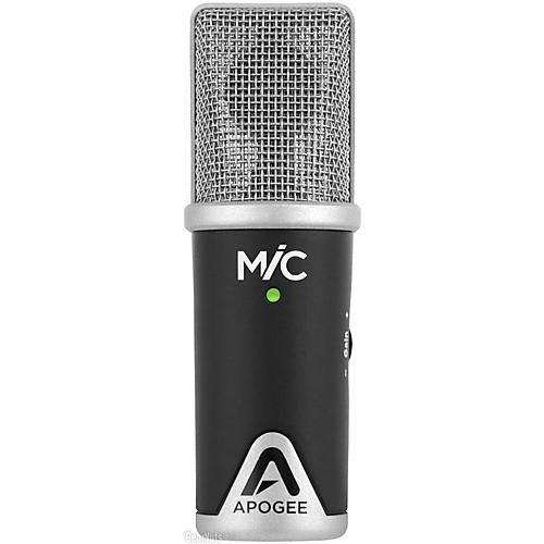 Apogee MiC USB Microphone for iPad, iPhone and Mac-thumbnail