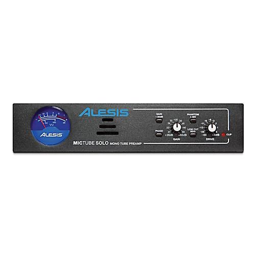 Alesis MicTube Solo Mono Tube Microphone Preamp thumbnail