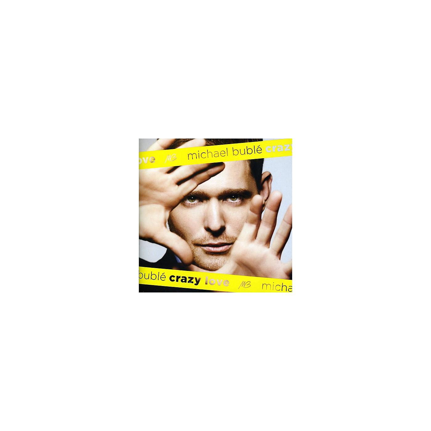 Alliance Michael Bublé - Crazy Love 2011 (CD) thumbnail