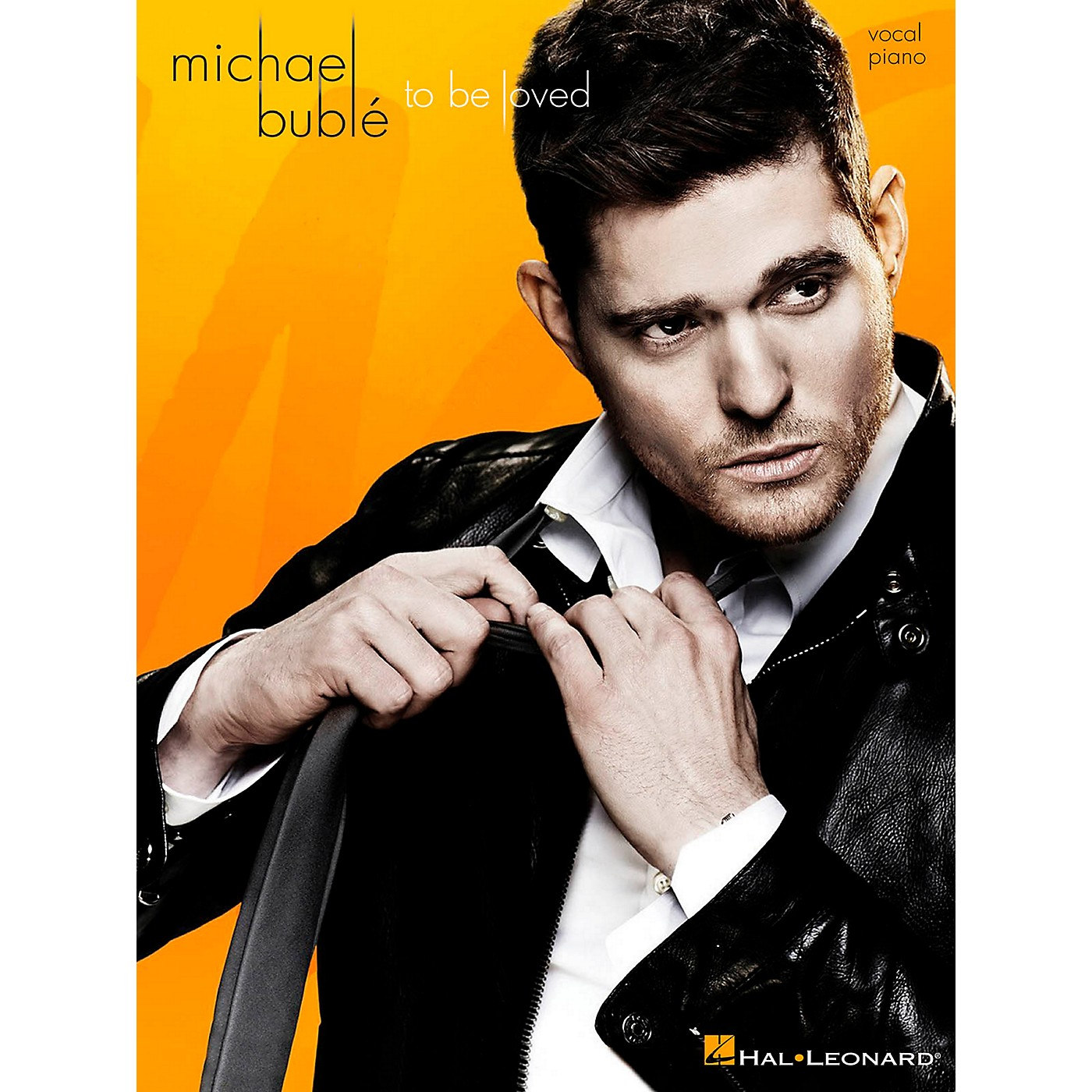 Hal Leonard Michael Buble - To Be Loved for Vocal/Piano thumbnail