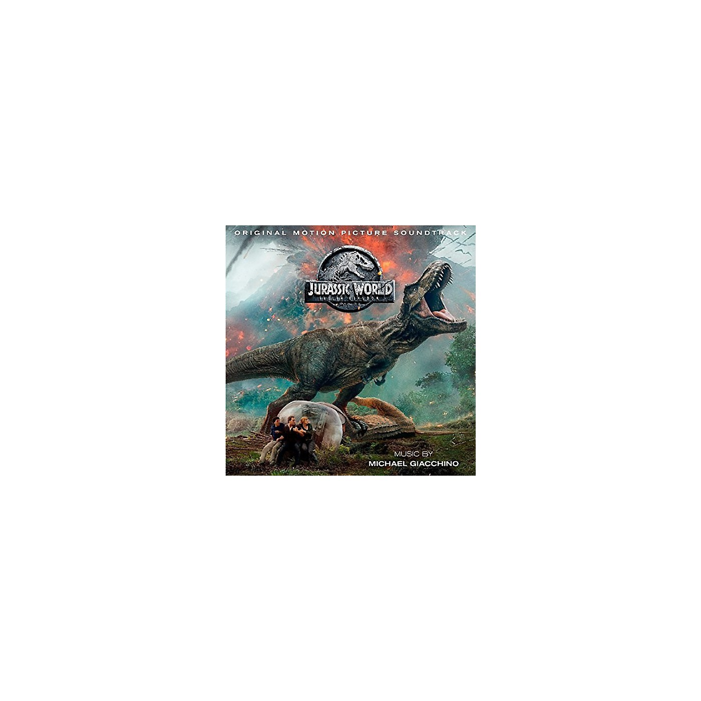 Alliance Michael Giacchino - Jurassic World: Fallen Kingdom thumbnail