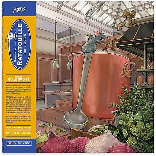 Alliance Michael Giacchino - Ratatouille (original Soundtrack) thumbnail