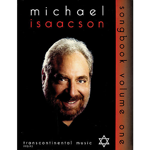 Transcontinental Music Michael Isaacson Songbook, Volume I Transcontinental Music Folios Series Performed by Michael Isaacson thumbnail