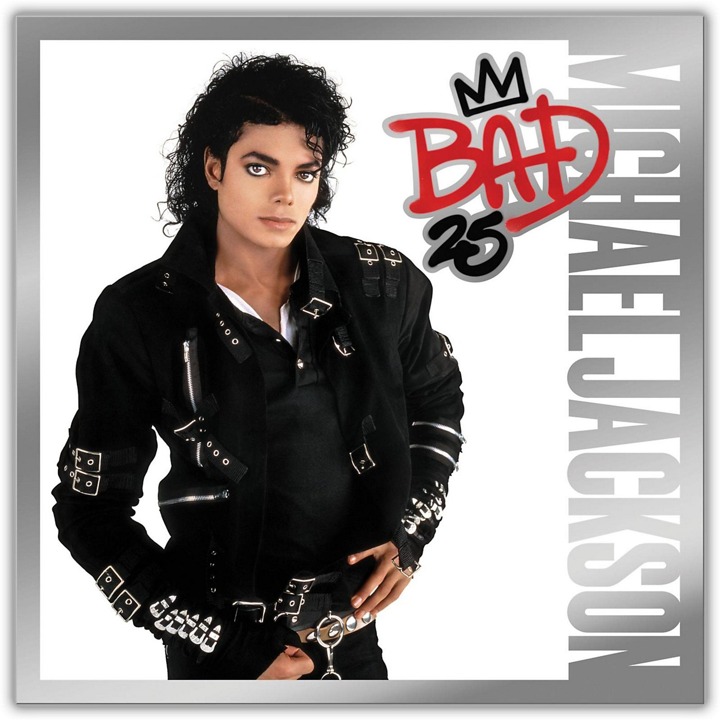 Sony Michael Jackson - Bad (25th Anniversary Edition) Vinyl LP thumbnail