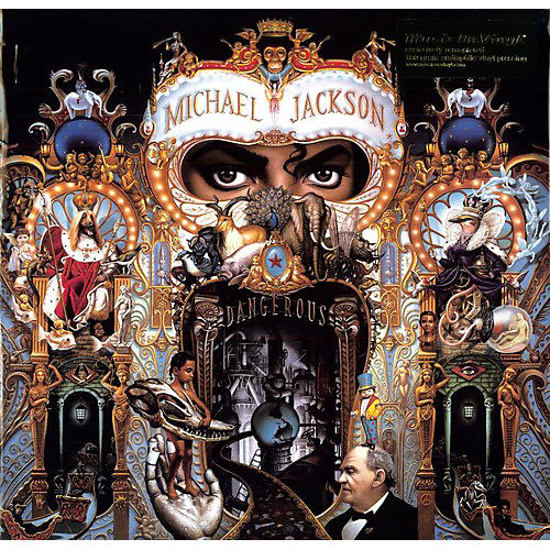 Alliance Michael Jackson - Dangerous thumbnail