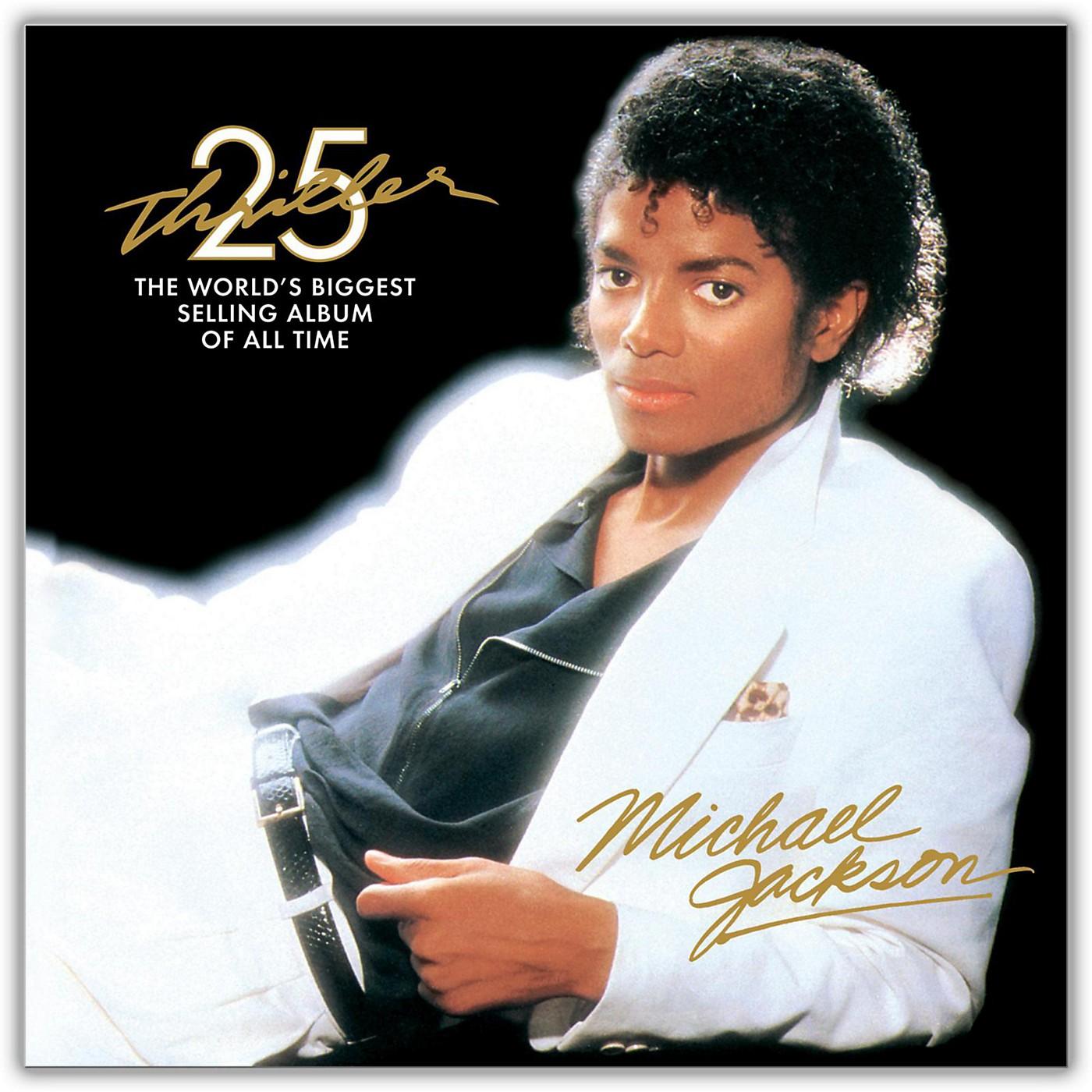 Sony Michael Jackson - Thriller (25th Anniversary Edition) Vinyl LP thumbnail