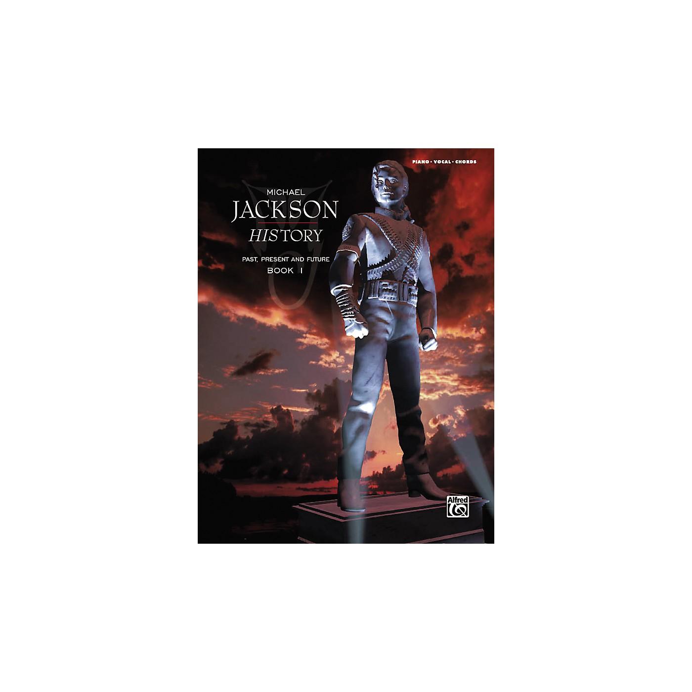 Alfred Michael Jackson History Piano/Vocal/Chords thumbnail