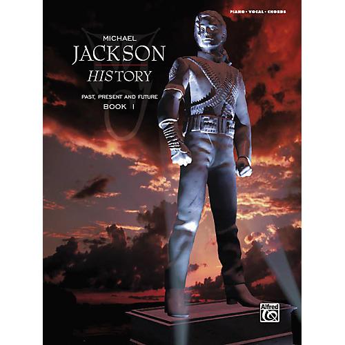 Alfred Michael Jackson History Piano/Vocal/Chords-thumbnail