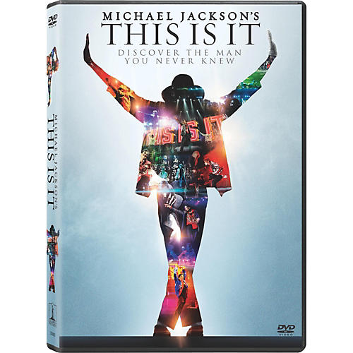 Sony Michael Jackson's This Is It DVD-thumbnail