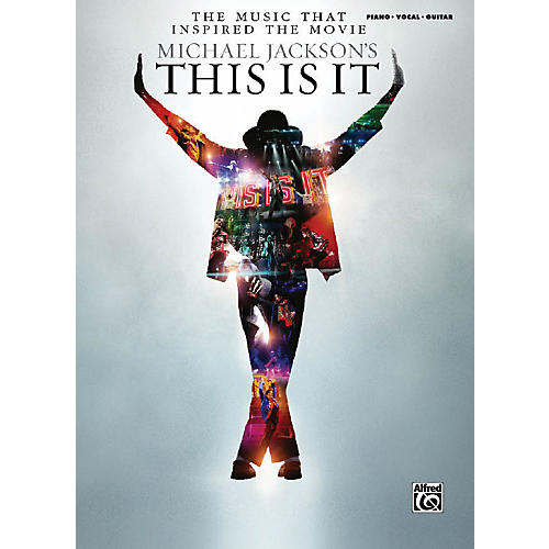 Alfred Michael Jackson's This Is It (Music Book) thumbnail