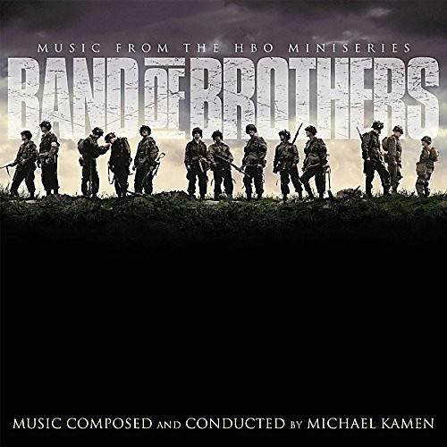 Alliance Michael Kamen - Band Of Brothers (Original Soundtrack) thumbnail