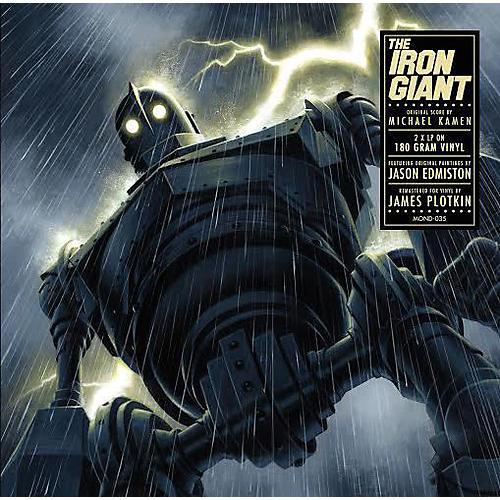 Alliance Michael Kamen - Iron Giant (Original Soundtrack) thumbnail