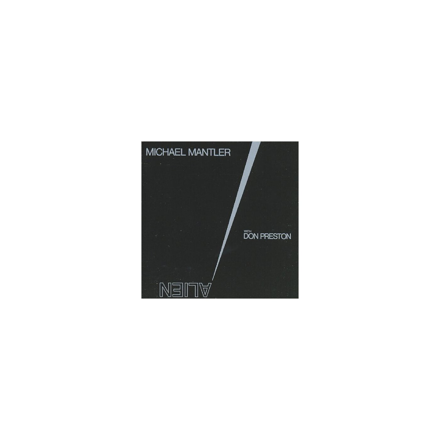 Alliance Michael Mantler - Alien thumbnail