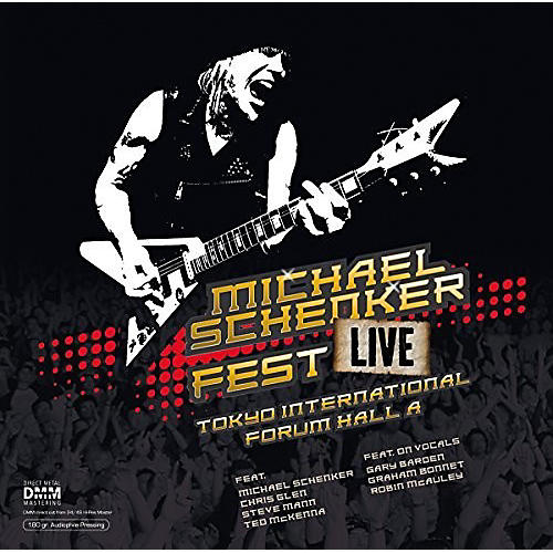 Alliance Michael Schenker - Fest: Live Tokyo International Forum Hall A thumbnail