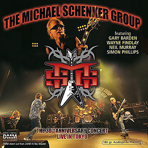 Alliance Michael Schenker - Live in Tokyo: 30th Anniversary Concert thumbnail