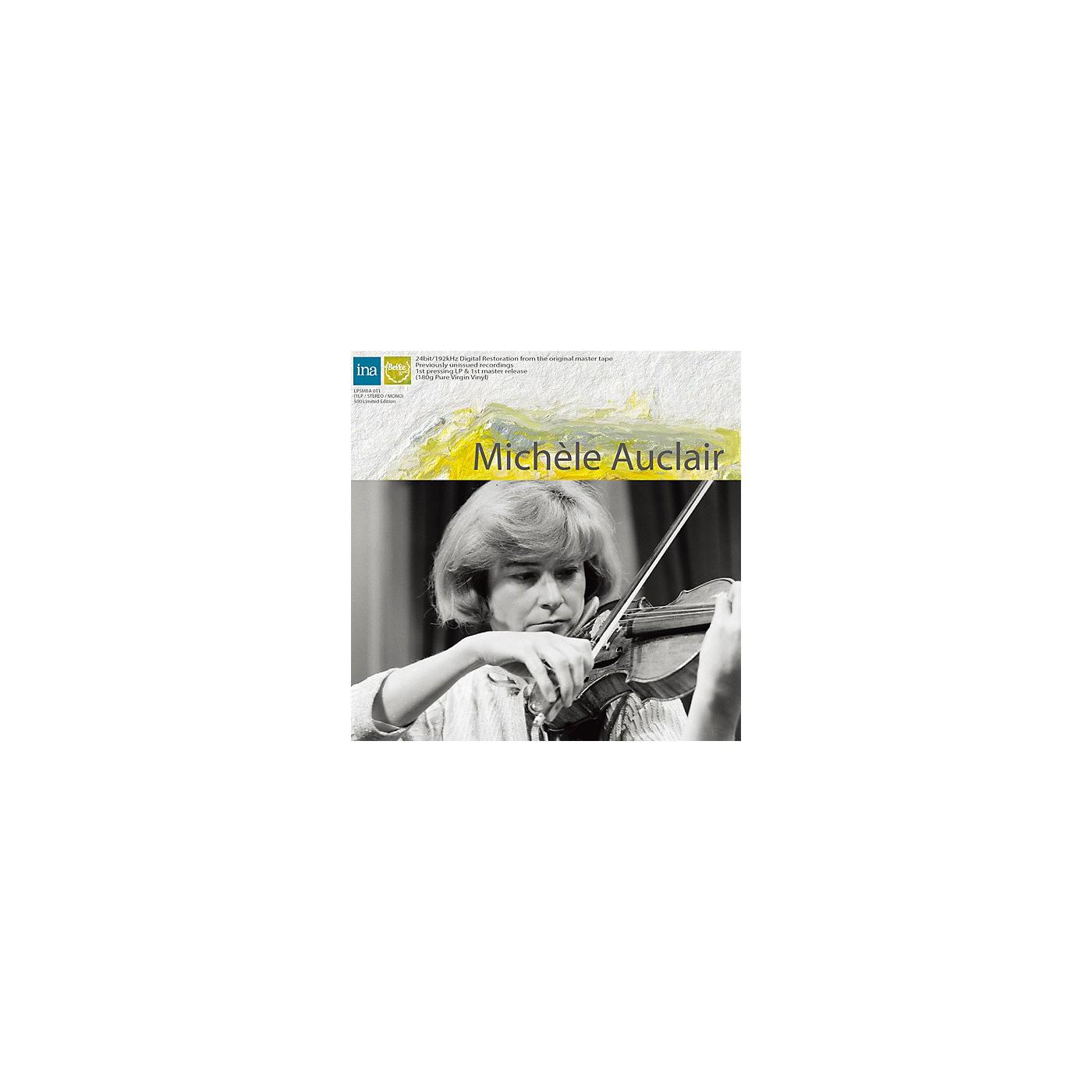Alliance Michele Auclair - Works By Bartok & Saint-saens thumbnail