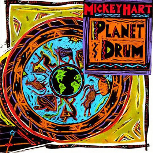 Alliance Mickey Hart - Planet Drum thumbnail