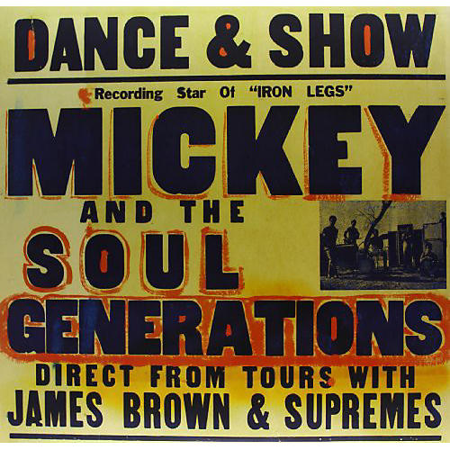 Alliance Mickey & the Soul Generation - Iron Leg thumbnail
