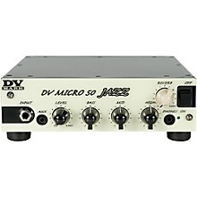 DV Mark Micro 50 Jazz 50W Guitar Amplifier Head