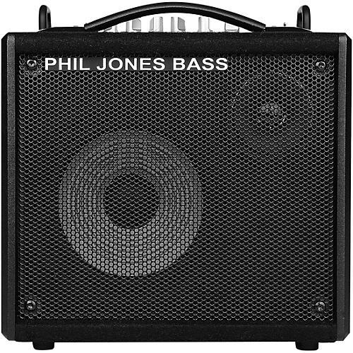 Phil Jones Bass Micro 7 50W 1x7 Bass Combo Amp thumbnail