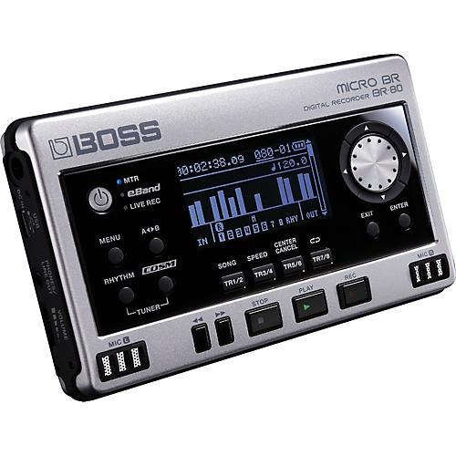 Boss Micro BR BR-80 Digital Recorder-thumbnail