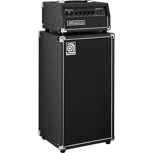 Ampeg Micro-CL 100W 2x10 Mini Bass Stack Black-thumbnail