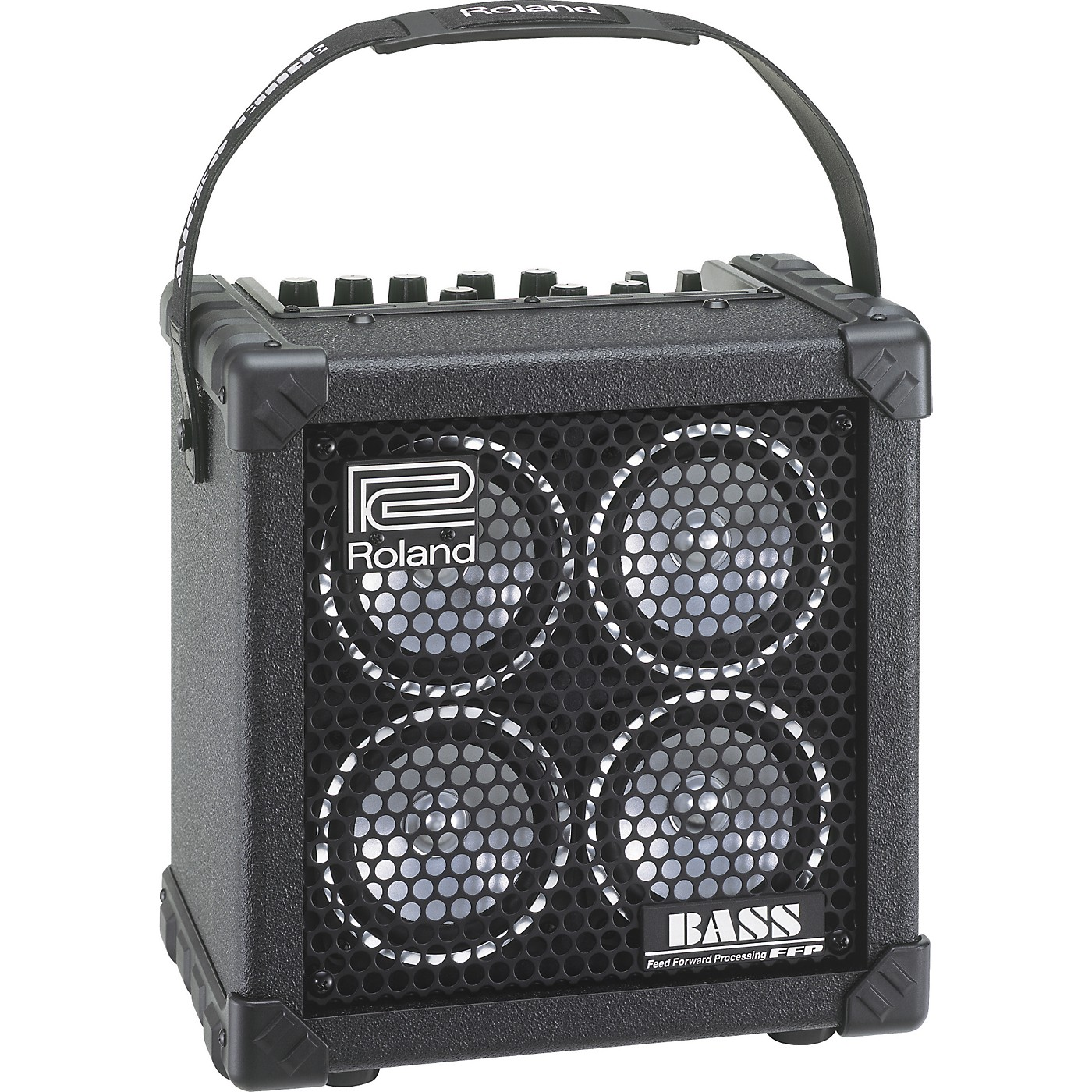 Roland Micro Cube Bass RX Bass Combo Amp thumbnail