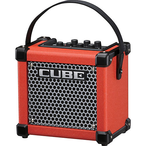 Roland Micro Cube GX 3W 1x5 Battery Powered Guitar Combo Amp thumbnail