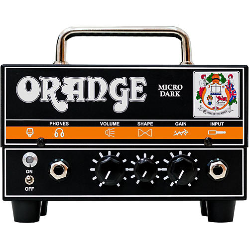 Orange Amplifiers Micro Dark 20W Tube Hybrid Amp Head thumbnail