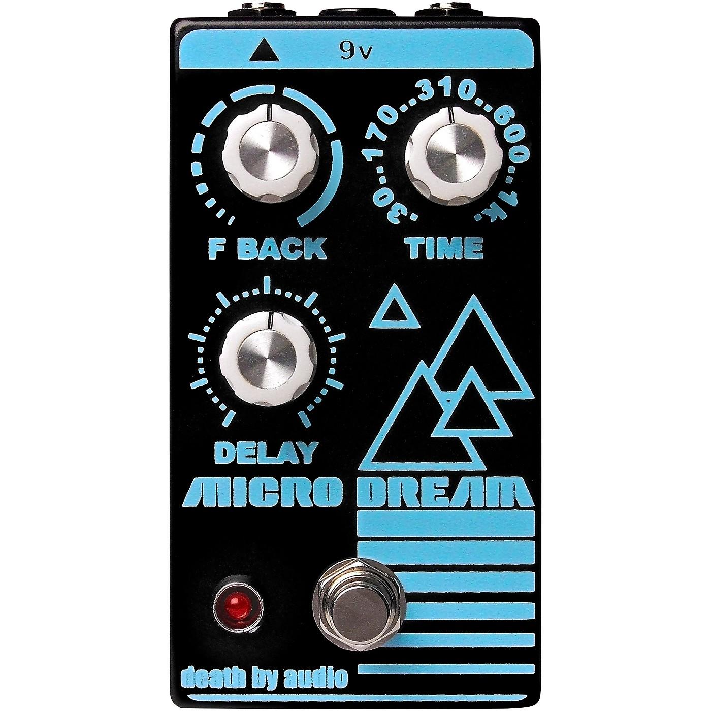 Death By Audio Micro Dream Lofi Delay Effects Pedal thumbnail