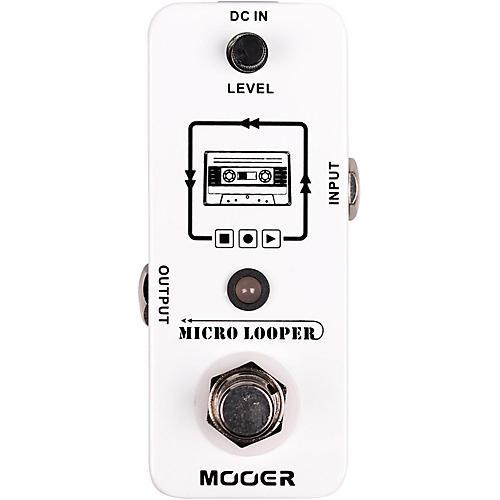 Mooer Micro Looper Effects Pedal thumbnail