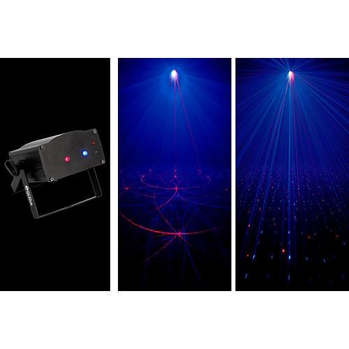 American DJ Micro Royal Galaxian Sound-Active Laser Shower Effect-thumbnail