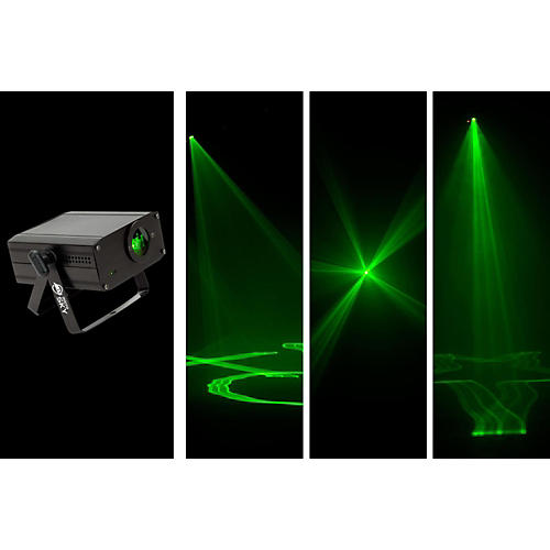 American DJ Micro Sky Laser thumbnail