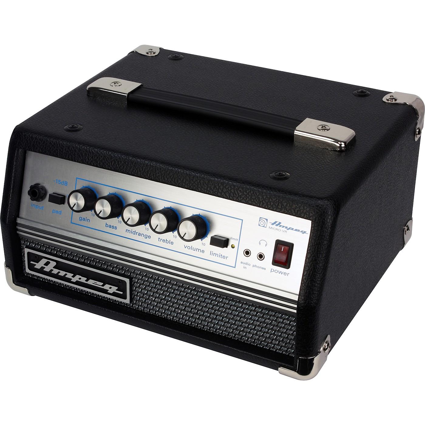 Ampeg Micro-VR 200W Bass Amp Head thumbnail