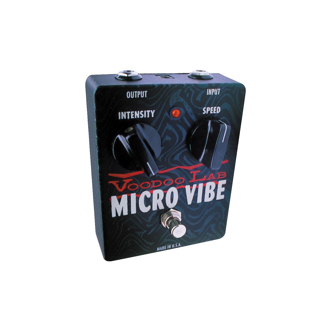 Voodoo Lab Micro Vibe Pedal thumbnail