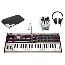 Korg MicroKORG Synth Package