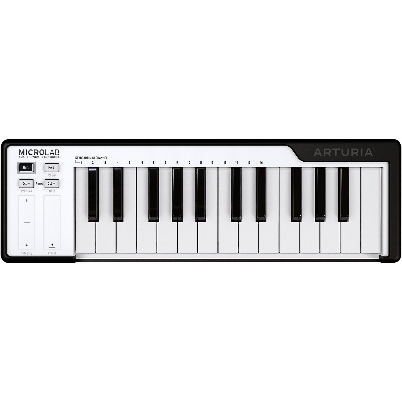Arturia MicroLab Smart Keyboard Controller thumbnail