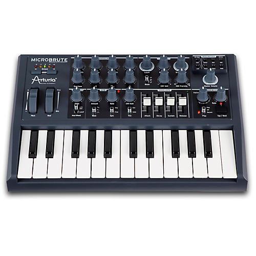 Arturia Microbrute Analog Synthesizer thumbnail