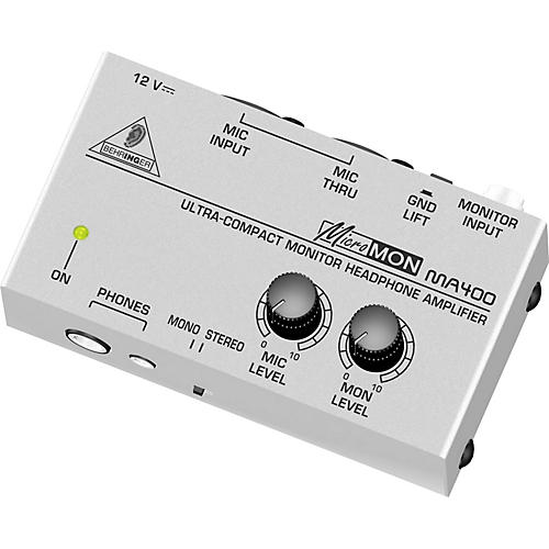 Behringer Micromon MA400 Headphone Amplifier thumbnail