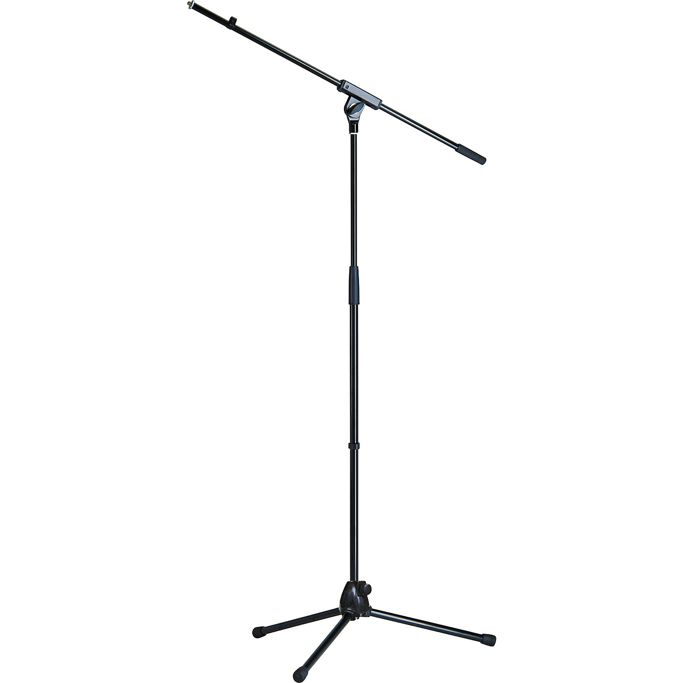 K&M Microphone Stand with Boom Arm thumbnail