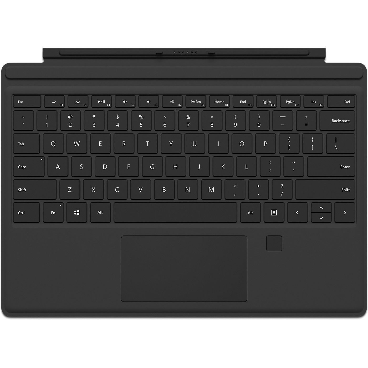 Microsoft Microsoft Surface Pro 4 Signature Type Cover with Fingerprint ID thumbnail