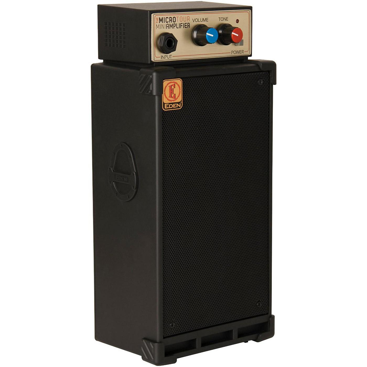 Eden Microtour Portable 2W Mini Bass Amp thumbnail