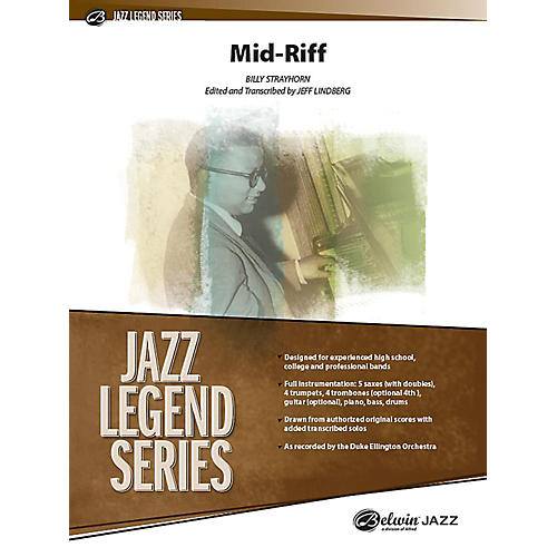 Alfred Mid-Riff Jazz Band Grade 5 Set thumbnail