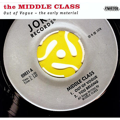 Alliance Middle Class - Out of Vogue: The Early Material thumbnail