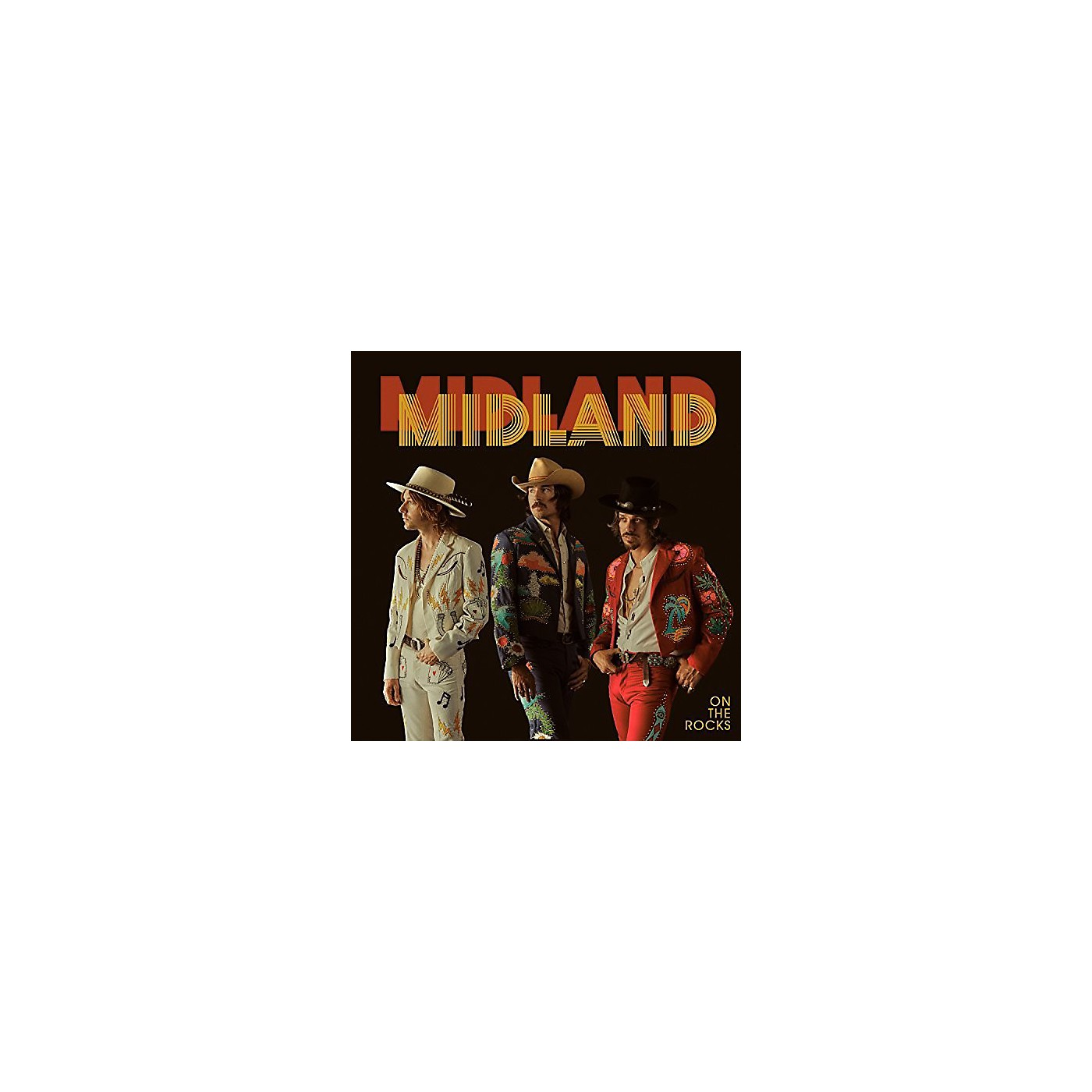 Alliance Midland - On The Rocks (CD) thumbnail
