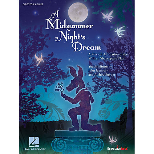 Hal Leonard Midsummer Night's Dream, A - Youth Musical LIBRETTO VOCAL 5PAK Composed by John Jacobson thumbnail