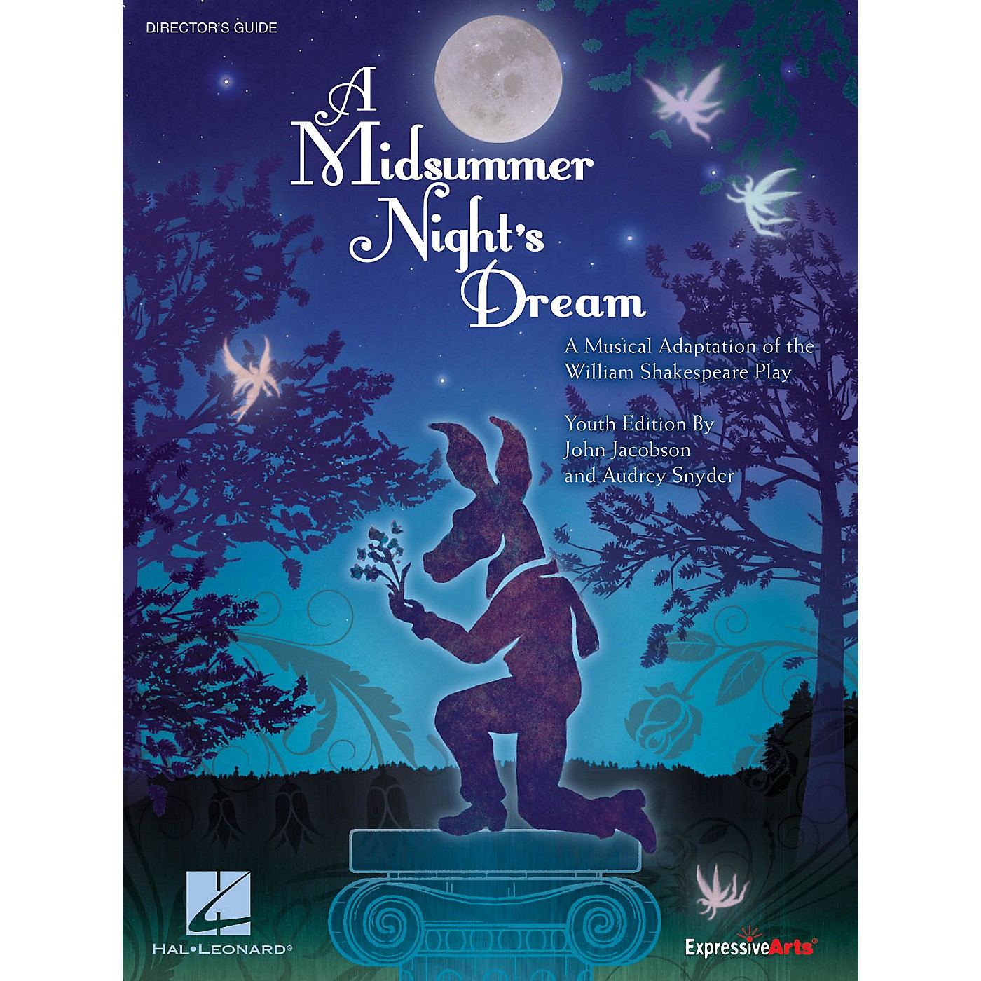 Hal Leonard Midsummer Night's Dream, A - Youth Musical Performance/Accompaniment CD Composed by John Jacobson thumbnail