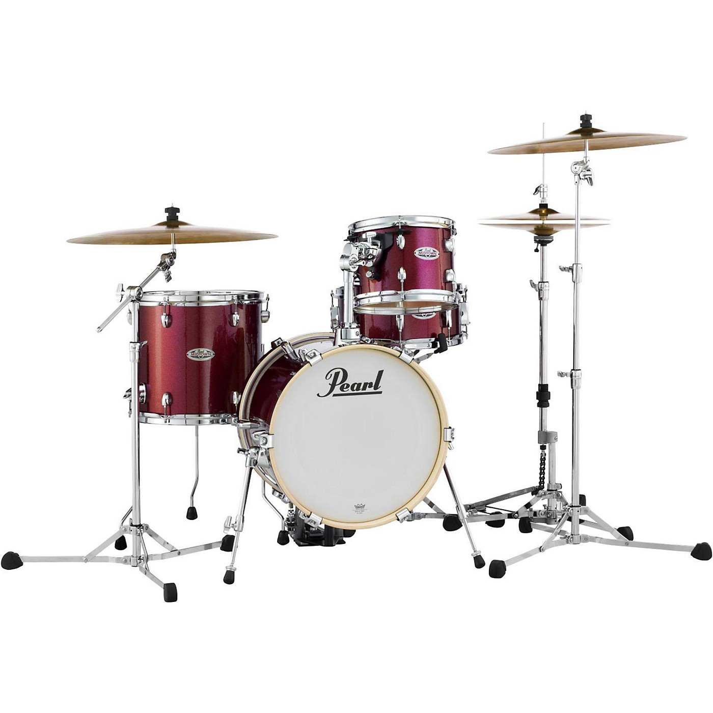 Pearl Midtown Series 4-Piece Shell Pack thumbnail